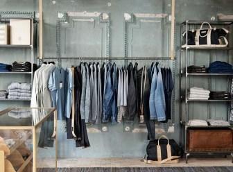 The Best Design An Organised Open Wardrobe01