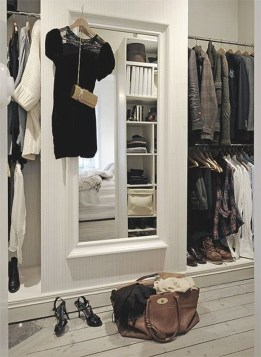 The Best Design An Organised Open Wardrobe35