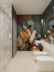 The Best Interior Design Using Wallpaper To Add To The Beauty Of Your Home01