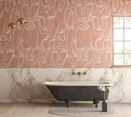 The Best Interior Design Using Wallpaper To Add To The Beauty Of Your Home02