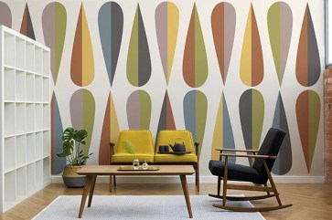 The Best Interior Design Using Wallpaper To Add To The Beauty Of Your Home05