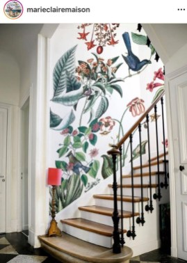 The Best Interior Design Using Wallpaper To Add To The Beauty Of Your Home08