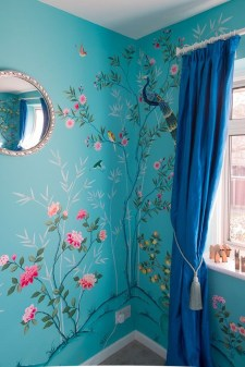 The Best Interior Design Using Wallpaper To Add To The Beauty Of Your Home15