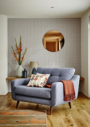 The Best Interior Design Using Wallpaper To Add To The Beauty Of Your Home24