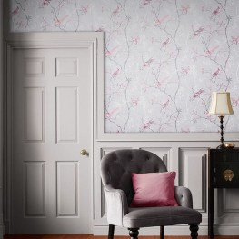 The Best Interior Design Using Wallpaper To Add To The Beauty Of Your Home28