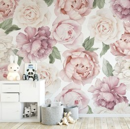 The Best Interior Design Using Wallpaper To Add To The Beauty Of Your Home30