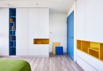 The Best Wardrobe Shutter Designs For Childrens22