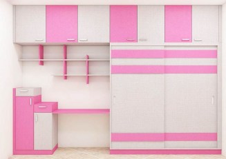 The Best Wardrobe Shutter Designs For Childrens40