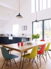 The Concept Of A Table And Chair For Dining Room06