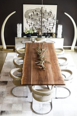 The Concept Of A Table And Chair For Dining Room18