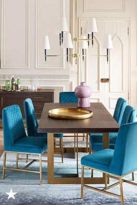 The Concept Of A Table And Chair For Dining Room19