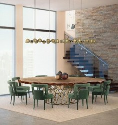 The Concept Of A Table And Chair For Dining Room25