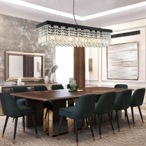 The Concept Of A Table And Chair For Dining Room38