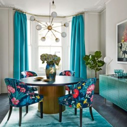 The Ideas Of A Dining Room Design In The Winter13