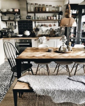 The Ideas Of A Dining Room Design In The Winter29