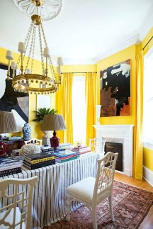 The Ideas Of A Dining Room Design In The Winter31