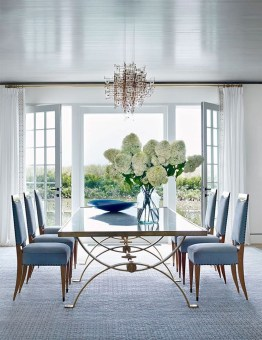 The Ideas Of A Dining Room Design In The Winter37