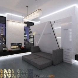 Amazing Diy Murphy Beds Ideas21