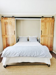 Amazing Diy Murphy Beds Ideas43