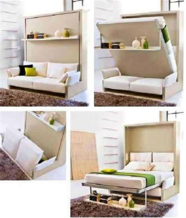Amazing Diy Murphy Beds Ideas45