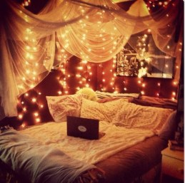 Awesome Bohemian Bedroom Tapestry Decorating Ideas03
