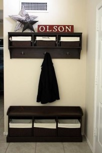 Awesome Shoe Storage Diy Projects For Small Spaces Ideas21
