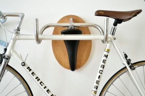 Creative Diy Bike Storage Racks17