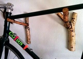 Creative Diy Bike Storage Racks24