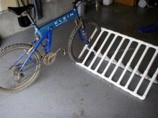 Creative Diy Bike Storage Racks27