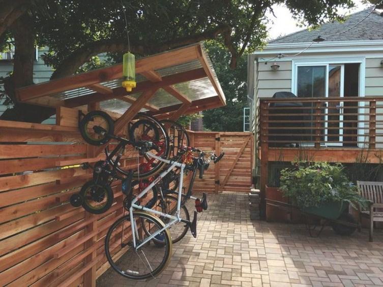 Creative Diy Bike Storage Racks28