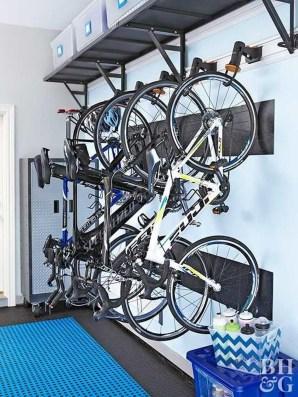 Creative Diy Bike Storage Racks31