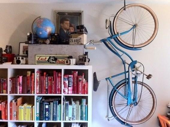 Creative Diy Bike Storage Racks34