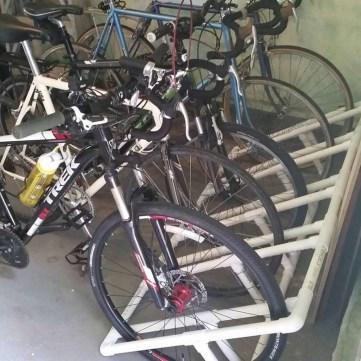 Creative Diy Bike Storage Racks38