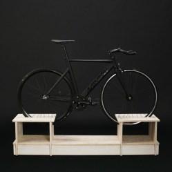 Creative Diy Bike Storage Racks40