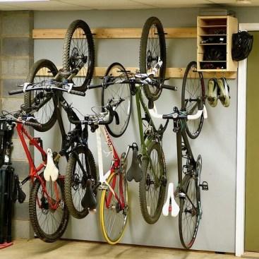 Creative Diy Bike Storage Racks45