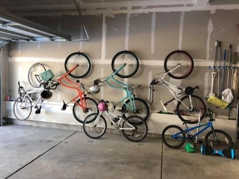 Creative Diy Bike Storage Racks47