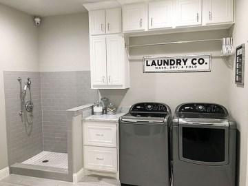 Creative Diy Laundry Room Ideas23