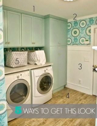 Creative Diy Laundry Room Ideas25