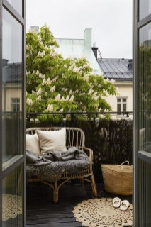 Decoration Of Balconies In Apartments That Inspire People09