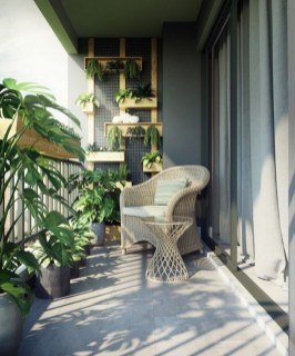 Decoration Of Balconies In Apartments That Inspire People10