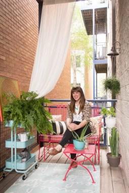 Decoration Of Balconies In Apartments That Inspire People15