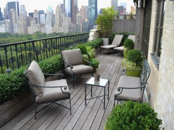 Decoration Of Balconies In Apartments That Inspire People29