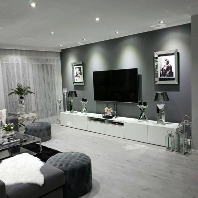 Decorative Lighting Ideas On The Walls Of Your Room25