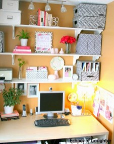 Diy Awesome Home Office Organizing Ideas10