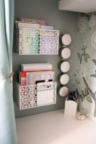 Diy Awesome Home Office Organizing Ideas12