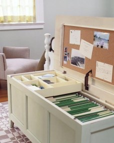 Diy Awesome Home Office Organizing Ideas14