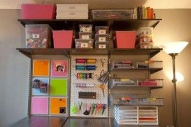 Diy Awesome Home Office Organizing Ideas31