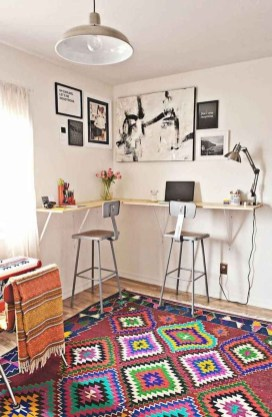 Diy Awesome Home Office Organizing Ideas36