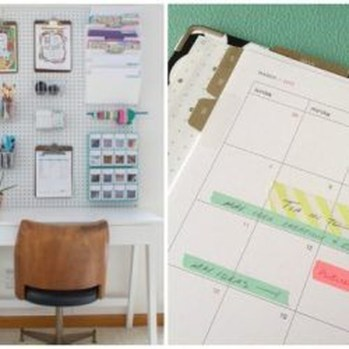 Diy Awesome Home Office Organizing Ideas45