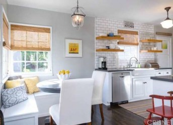 Diy Dining Nooks And Banquettes13